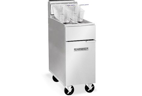 Floor Standing Gas Fryer