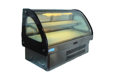 Table Top Cake Display Chiller