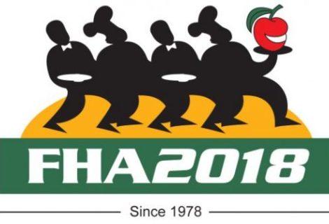 FHA 2018 (24-27 April 2018)