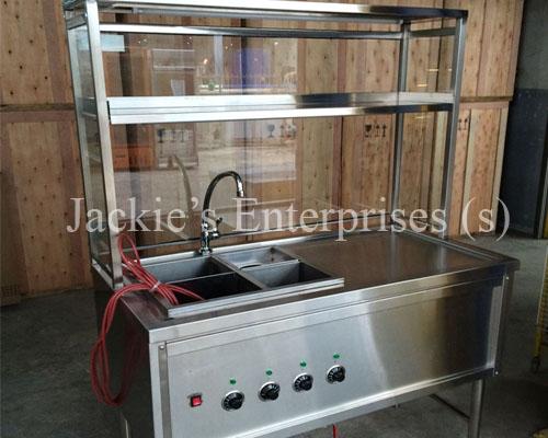 Noodle Boiler Station