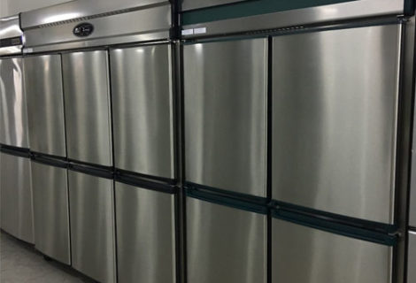Polariz 4 Door Upright Chiller / Freezer