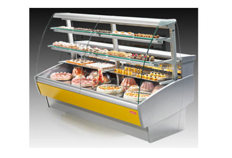 Polariz Cake Display Counter